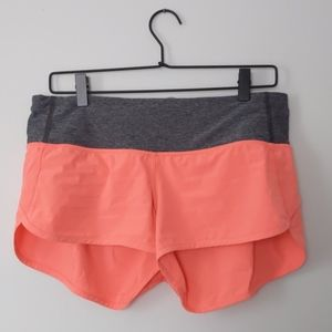 Lululemon Speed Short - Grapefruit - 8